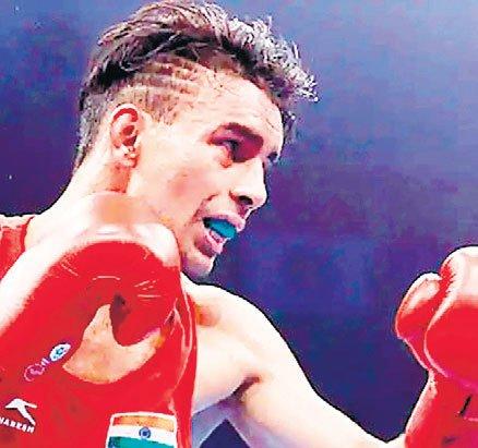 भारत के छह मुक्केबाज मकरान कप के फाइनल में,नेगी भी जीते
