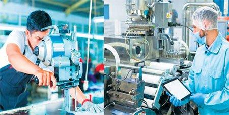 फरवरी में 20 माह के निचले स्तर पर पहुंची औद्योगिक उत्पादन वृद्धि