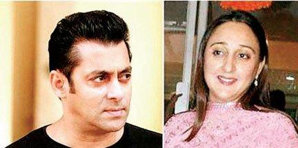 सोमी नहीं,अशोक कुमार की नातिन थीं सलमान खान की पहली गर्लफ्रेंड