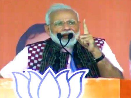 देश विकास के की गति को तय करेगालोकसभा का यह चुनाव: मोदी