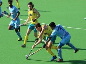 भारतीय हॉकी टीम को आॅस्ट्रेलिया से मिली 0-4 की करारी हार