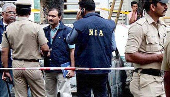 देश के खिलाफ 'जिहाद' छेड़ने की थी तैयारी, NIA का 10 ठिकानों पर छापा