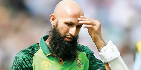 अमला के भारत के खिलाफ मैच के लिए फिट होने की उम्मीद