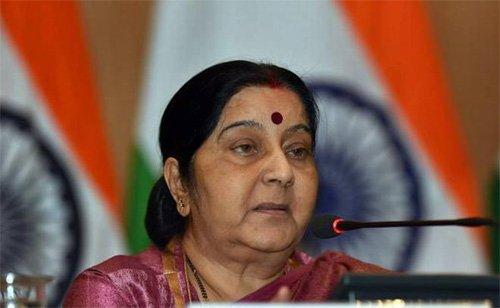 ट्विटर ने सुषमा को बनाया आंध्र प्रदेश का राज्यपाल, पूर्व मंत्री ने किया खंडन