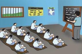 स्कूली बच्चों की सुरक्षा के लिए वैन पर प्रतिबंध