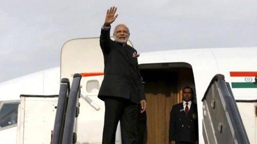 पाकिस्तान के ऊपर से उड़ान नहीं भरेगा मोदी का विमान