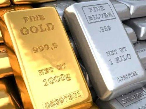 सोना उतरा, चांदी 300 रुपए टूटी