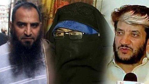 शब्बीर, मसरत, अंद्राबी 30 दिन की न्यायिक हिरासत में