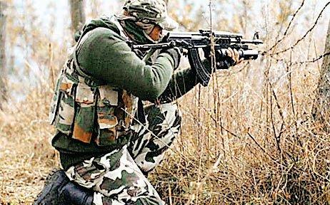 शोपियां में सुरक्षा बलों ने मुठभेड़ में मार गिराए चार आतंकवादी