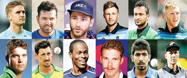 ICC ने वर्ल्ड-11 की घोषणा की रोहित-बुमराह टीम में शामिल