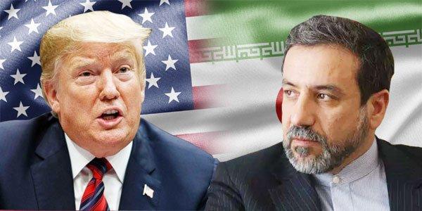 ट्रंप बोले, हमने ईरानी ड्रोन ढेर किया
