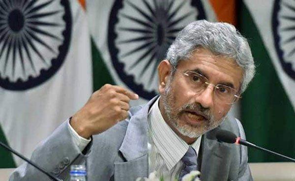 भारत-चीन के संबंध स्थिरता के परिचायक होने चाहिए: जयशंकर