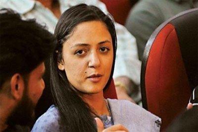 दिल्ली : शेहला के खिलाफ दर्ज हुआ देशद्रोह का मामला