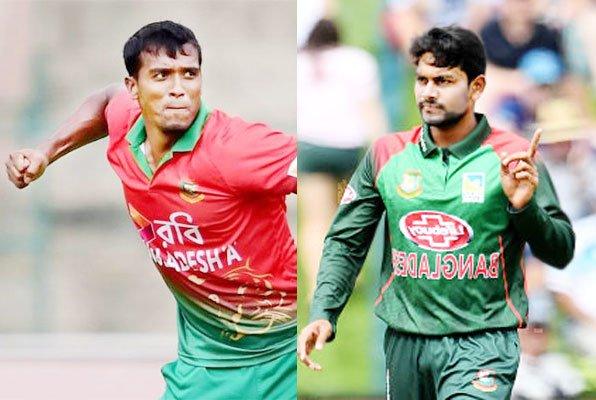बांग्लादेश ने मेंहदी व रुबेल को टी-20 टीम से बाहर किया