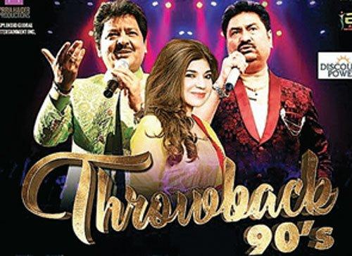 पाक के शो में गाने वाले हैं अल्का, उदित और कुमार सानू, विरोध शुरू