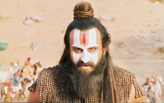 नागा साधु बने सैफ अली खान की लाल कप्तान का ट्रेलर रिलीज