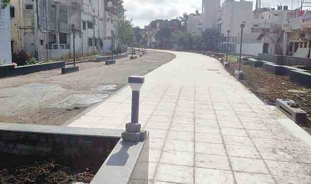 साढ़े 4 सौ करोड़ से चल रहे स्मार्ट सिटी के 33 प्रोजेक्ट, एक फीसदी भी पूरे नहीं