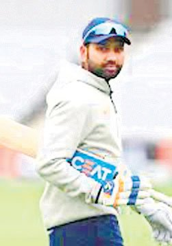 रोहित शर्मा कॅरियर की सर्वश्रेष्ठ 17वीं रैंकिंगपर पहुंचे