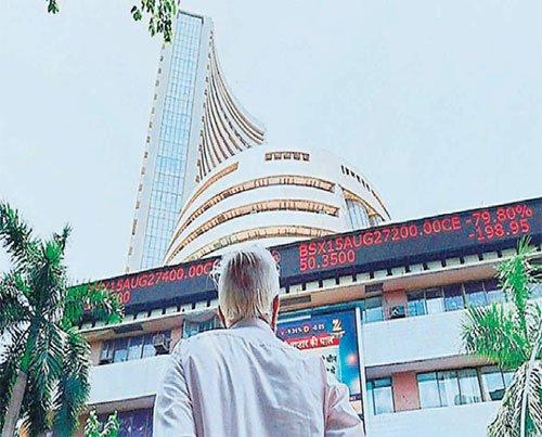 लगातार 6 दिनों की गिरावट के बाद संभला शेयर बाजार