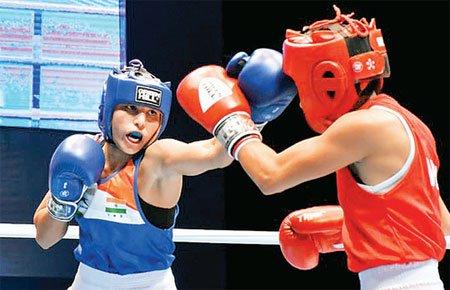 मंजू को रजत, भारत ने जीते चार पदक