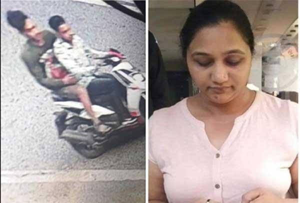 मोदी की भतीजी से झपटमारी करने वाले दोनों आरोपी अरेस्ट