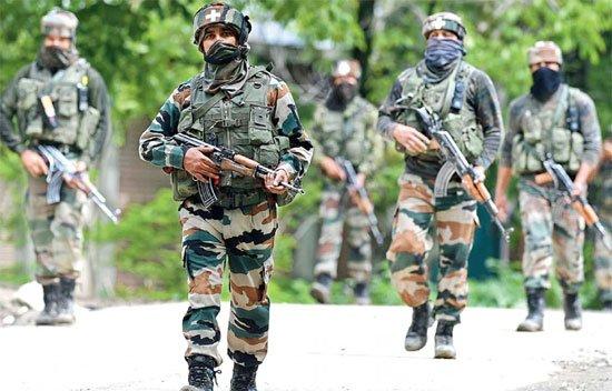जम्मू-कश्मीर में 1 माह में चौथा ग्रेनेड अटैक