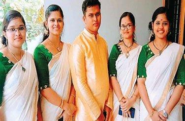 केरल: एक ही दिन पैदा हुए 5 भाई-बहनों में से 4 बहनें एक ही दिन करेंगी शादी