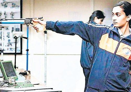 निशानेबाज चिंकी ने दिलाया भारत को 11वां ओलंपिक कोटा