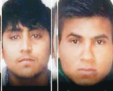 अपने घरों में चुप और उदास रहीं मृत्युदंड पाए 2 दोषियों की माताएं